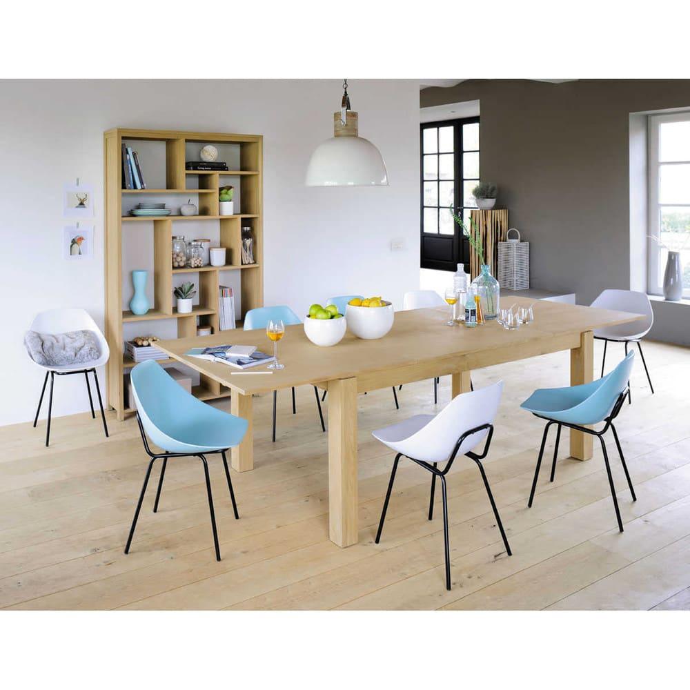 ausziehbarer esstisch 8 12 personen l200 300 danube. Black Bedroom Furniture Sets. Home Design Ideas