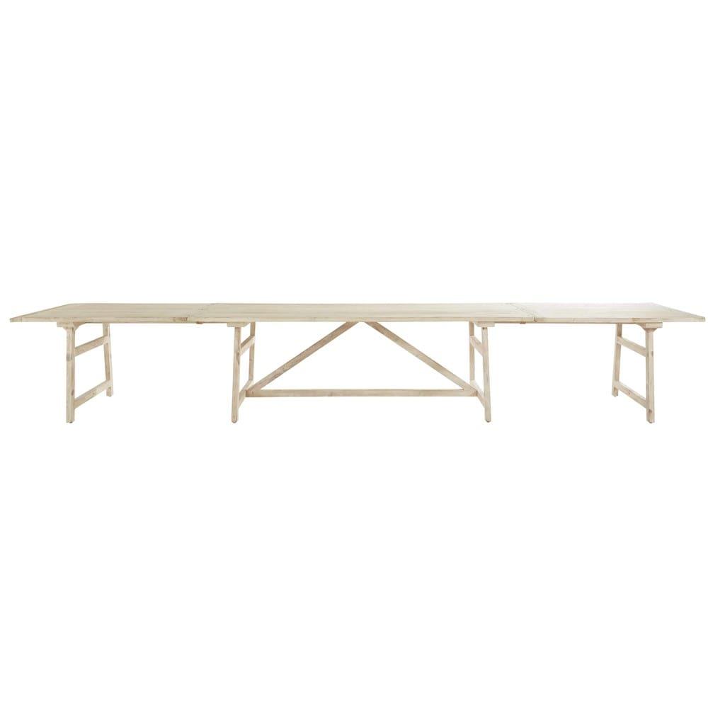 ausziehbarer esstisch f r 10 18 personen l237 474 arezzo. Black Bedroom Furniture Sets. Home Design Ideas