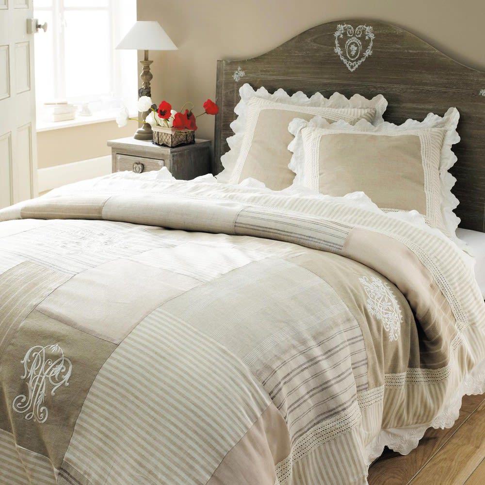 bett kopfteil 140 cm camille maisons du monde. Black Bedroom Furniture Sets. Home Design Ideas