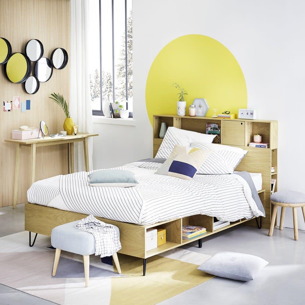 bett mit lattenrost und schubk sten 140x190 cody. Black Bedroom Furniture Sets. Home Design Ideas