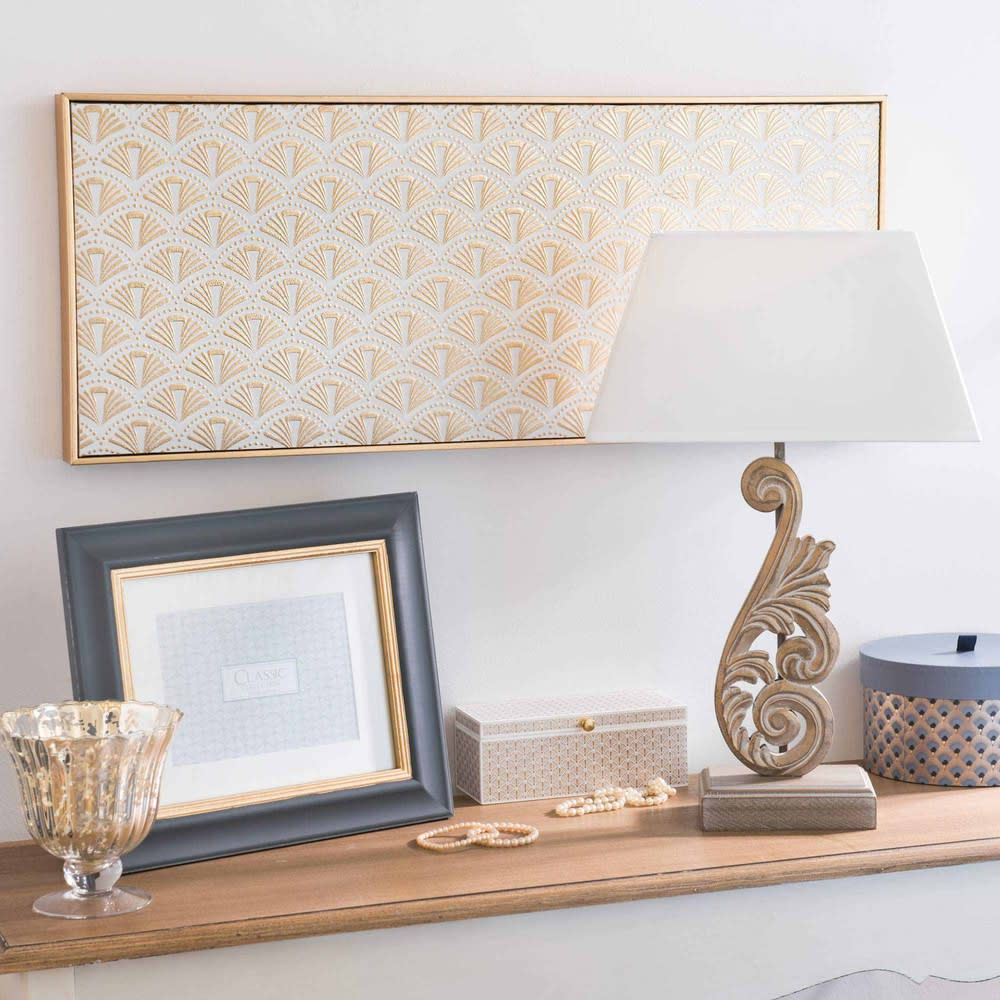 bo te bijoux en bois bernay maisons du monde. Black Bedroom Furniture Sets. Home Design Ideas