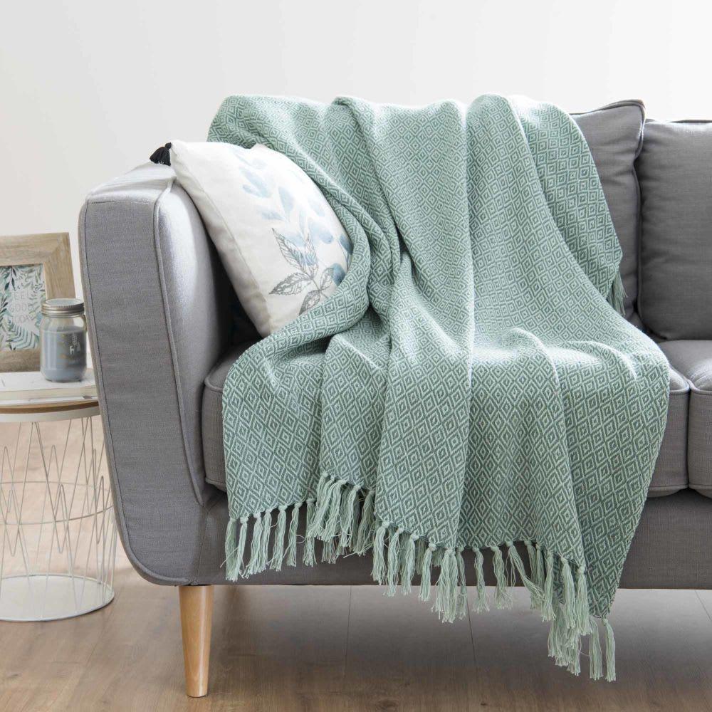 bout de canap filaire blanc sinaloa maisons du monde. Black Bedroom Furniture Sets. Home Design Ideas