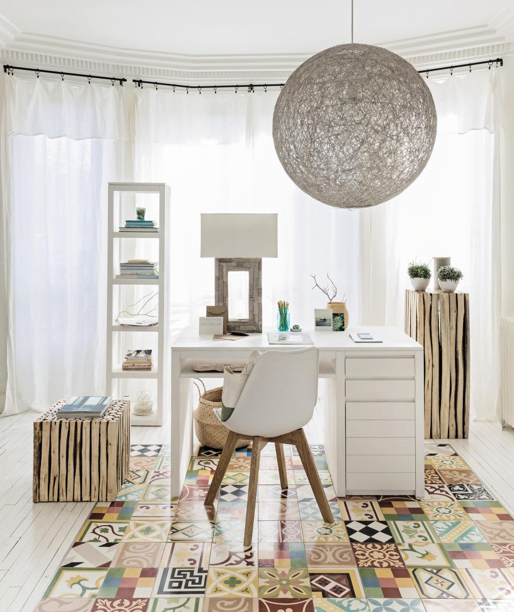 bout de canap l 38 cm rivage maisons du monde. Black Bedroom Furniture Sets. Home Design Ideas