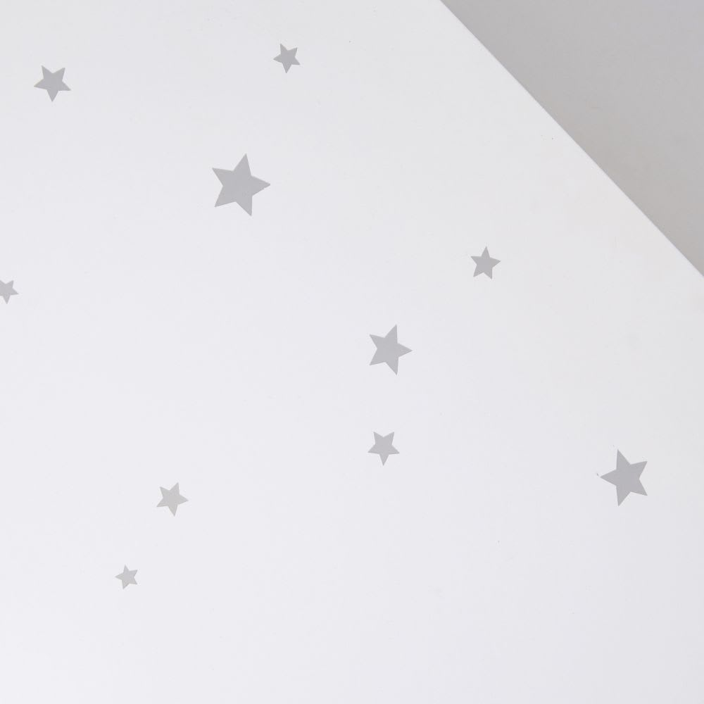 b cherregal in hausform f r kinder grau und wei celeste. Black Bedroom Furniture Sets. Home Design Ideas