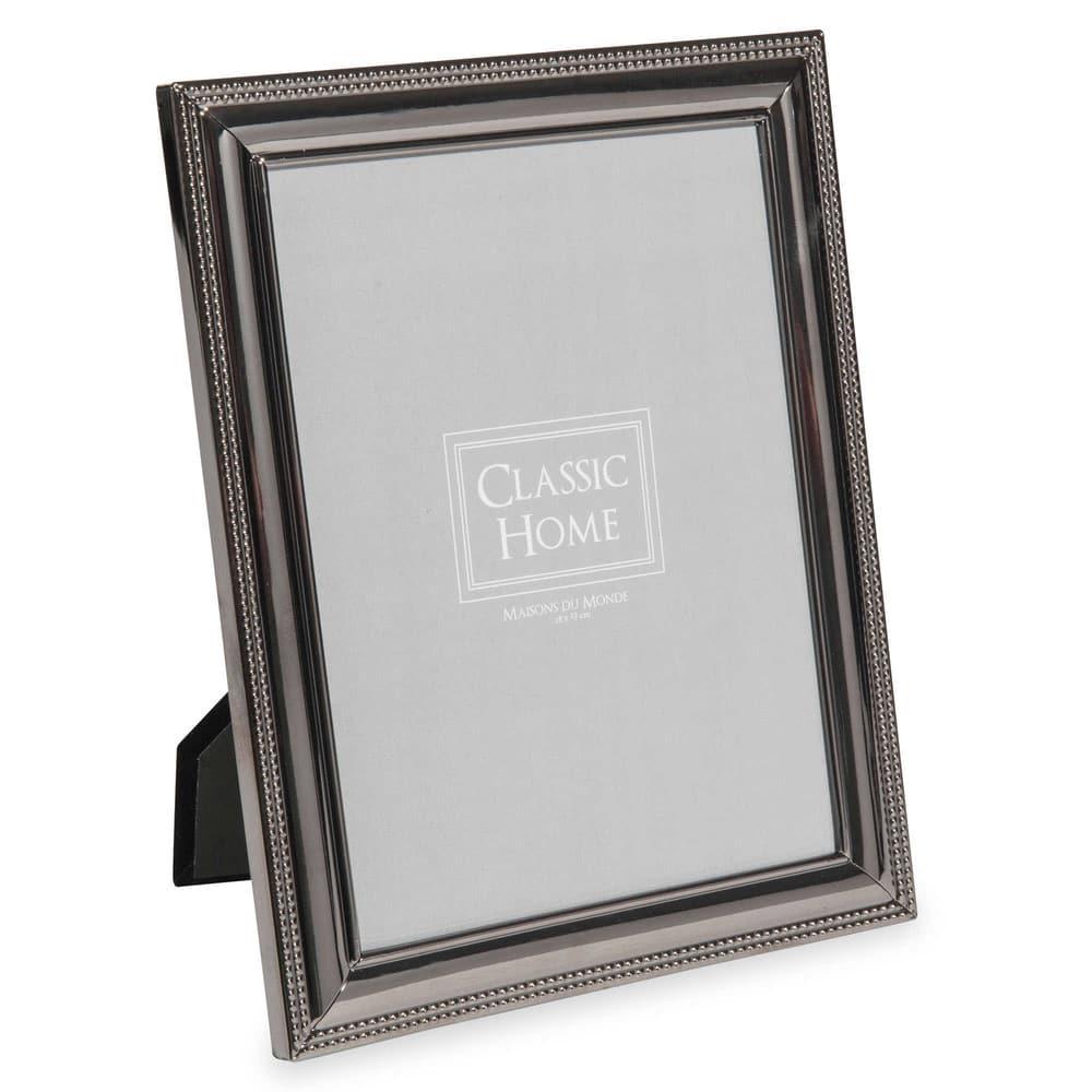 Cadre photo en métal 15x20 cm Éléonore | Maisons du Monde