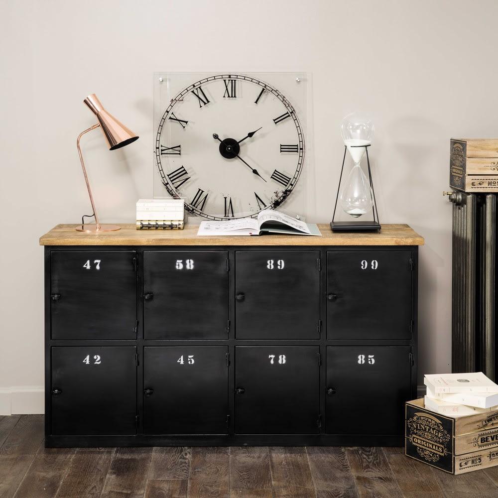 caisse de rangement 23 x 40 cm finest selection maisons. Black Bedroom Furniture Sets. Home Design Ideas