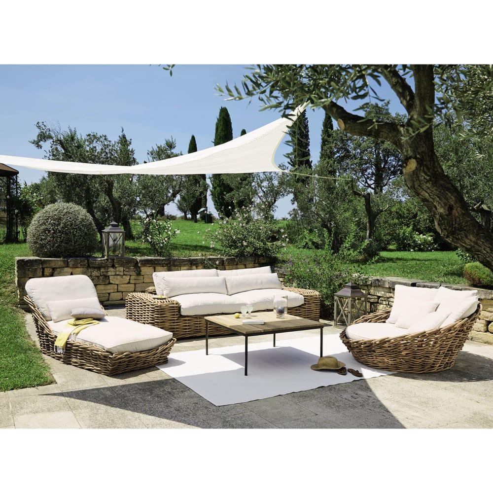 Beautiful Salon De Jardin Rotin Alinea Photos - House Design ...