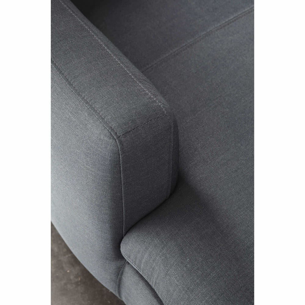 canap d 39 angle 7 places gris anthracite city maisons du. Black Bedroom Furniture Sets. Home Design Ideas