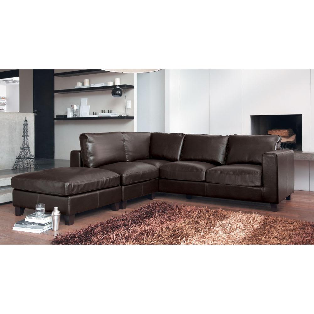 canap d 39 angle droit convertible 5 places en cro te de. Black Bedroom Furniture Sets. Home Design Ideas