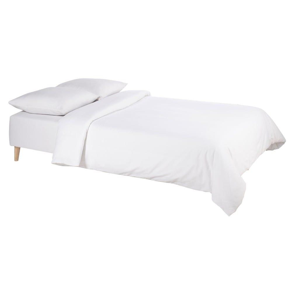 canap lit 3 places gris clair aurore maisons du monde. Black Bedroom Furniture Sets. Home Design Ideas