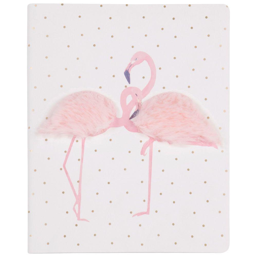carnet de notes imprim flamant rose sweet flamingo. Black Bedroom Furniture Sets. Home Design Ideas