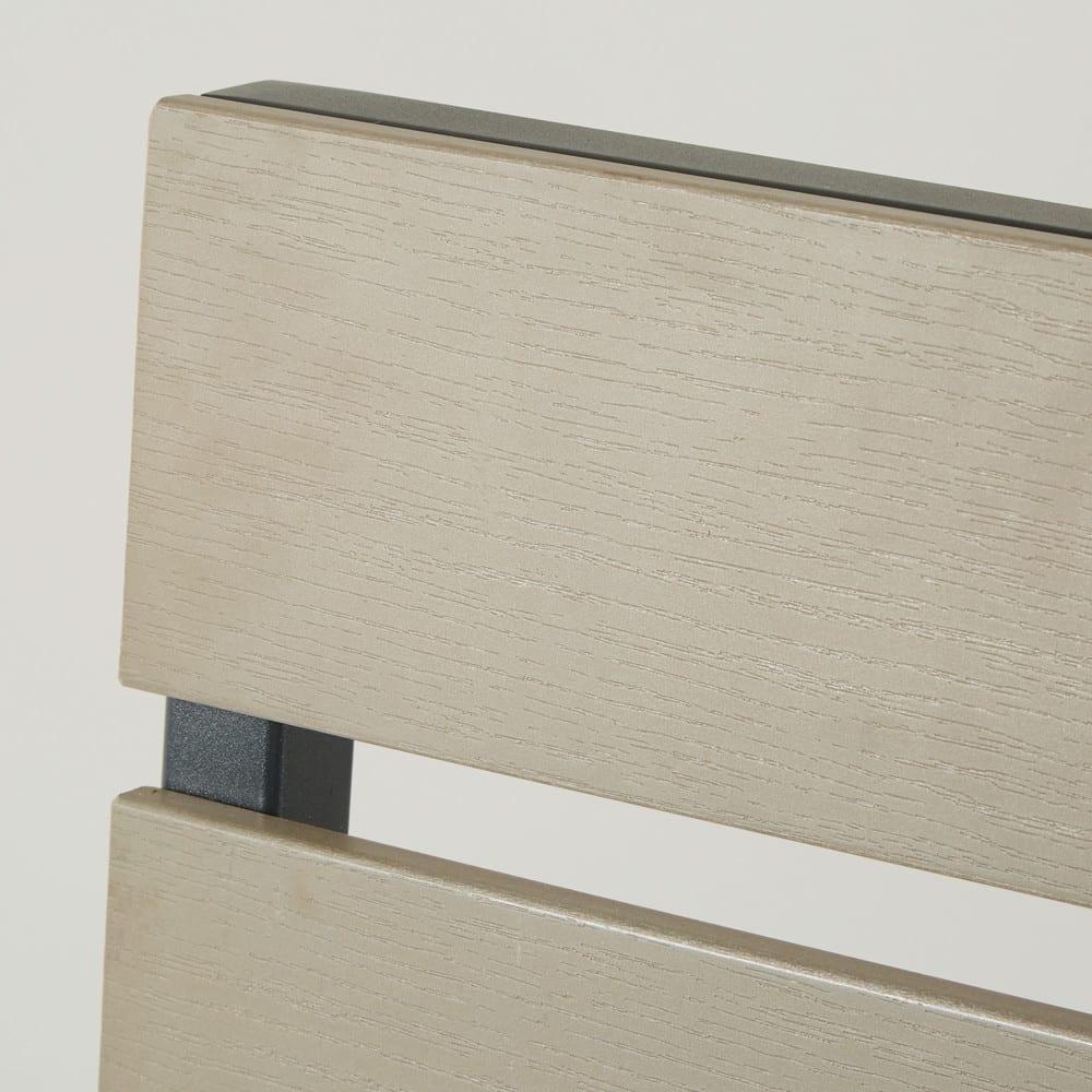 Chaise haute de jardin professionnelle en aluminium gris anthracite h110 escale pro maisons du - Chaise de jardin gris anthracite ...