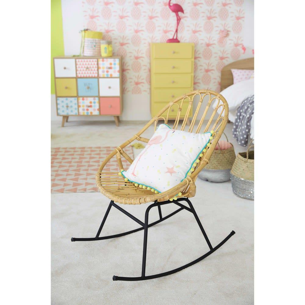 chiffonnier jaune moutarde sweet maisons du monde. Black Bedroom Furniture Sets. Home Design Ideas