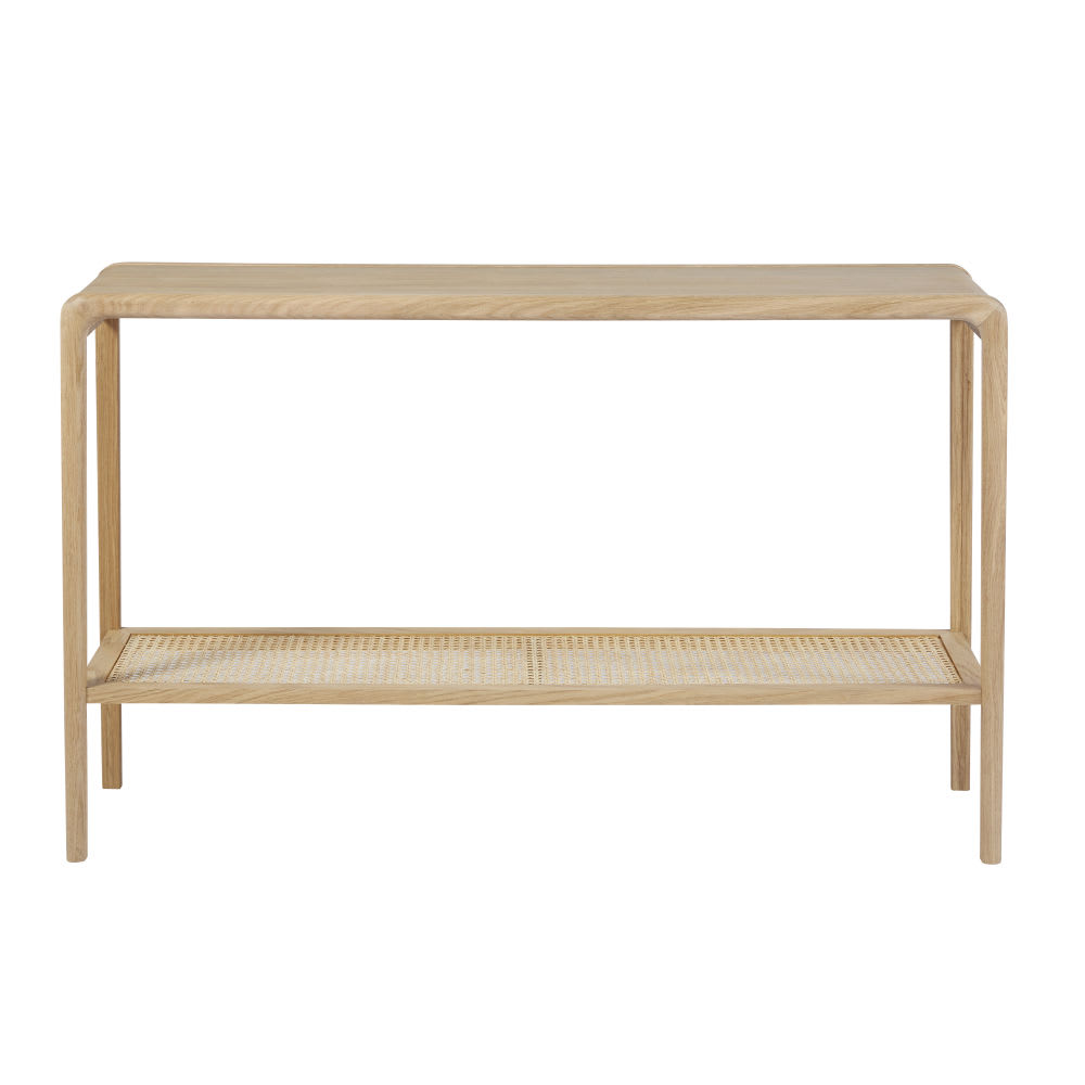 Console Table with Rattan Canopy | Maisons du Monde