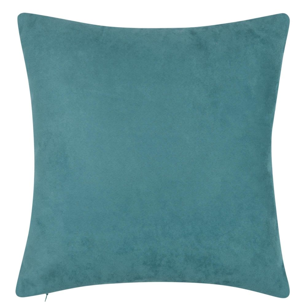 Coussin vert turquoise 40x40 Swedine | Maisons