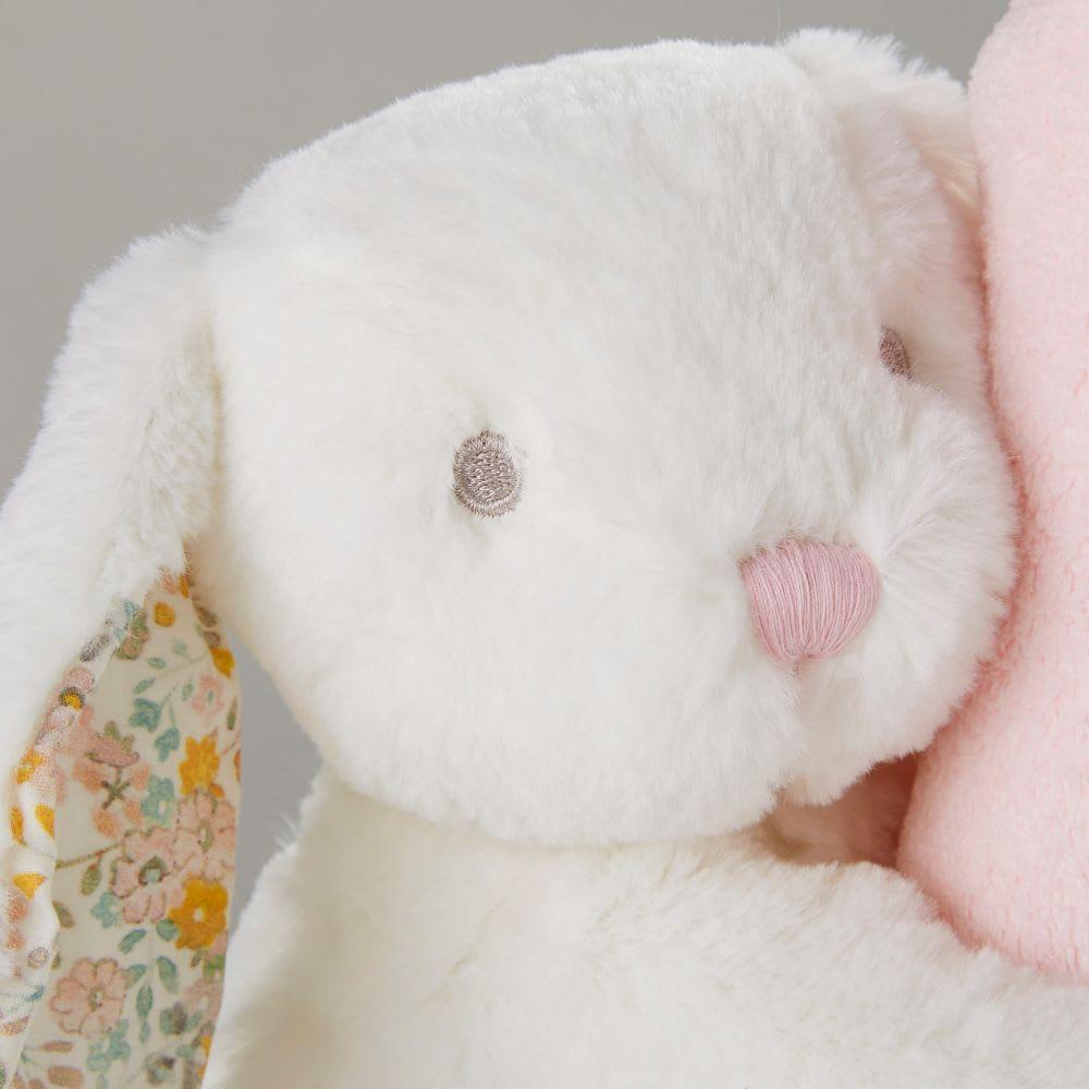 Decke Rosa Mit Weißem Hasenmotiv Laura Maisons Du Monde