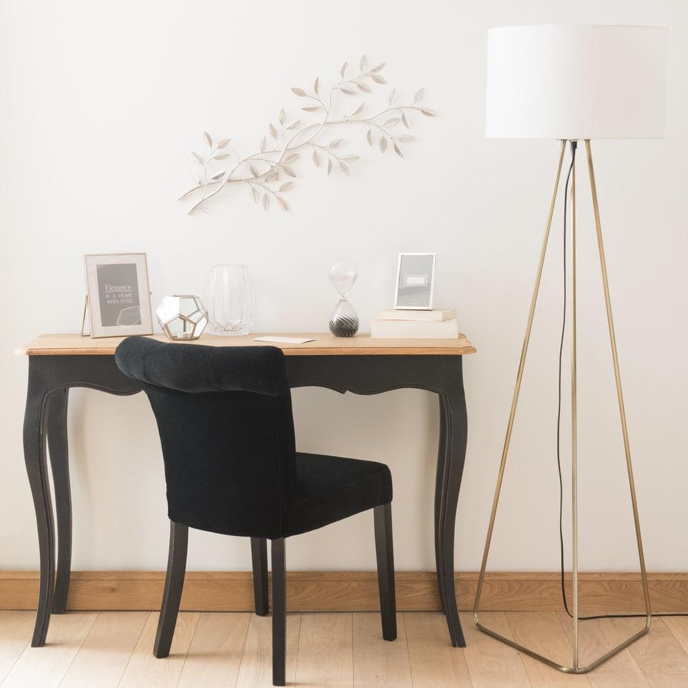 d co murale v g tale en m tal 33 x 76 cm laurier maisons. Black Bedroom Furniture Sets. Home Design Ideas