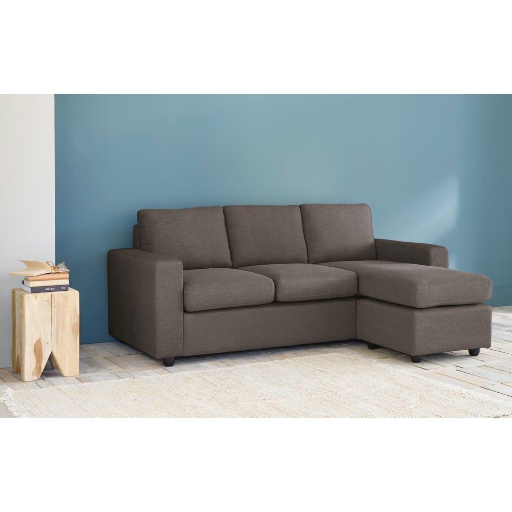 divani angolari componibile antracite 3 posti jules