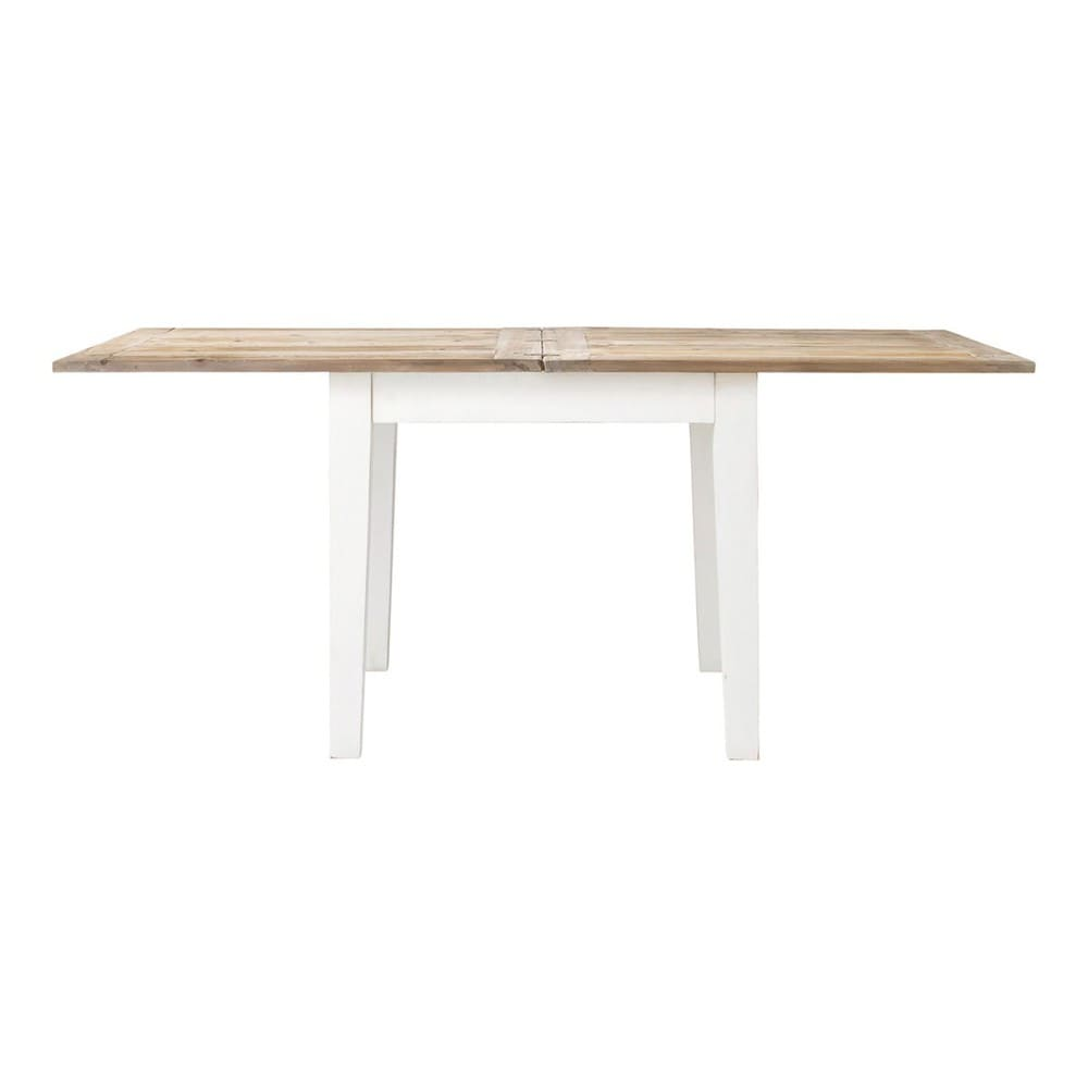 4da84aa6c65 Extendible 4-8 Seater Dining Table L90 180 Provence