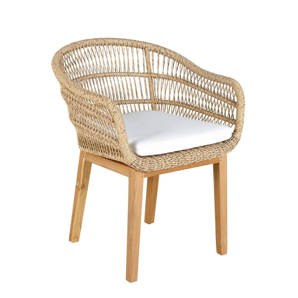 fauteuil de jardin en r sine tress e quirimbas maisons. Black Bedroom Furniture Sets. Home Design Ideas
