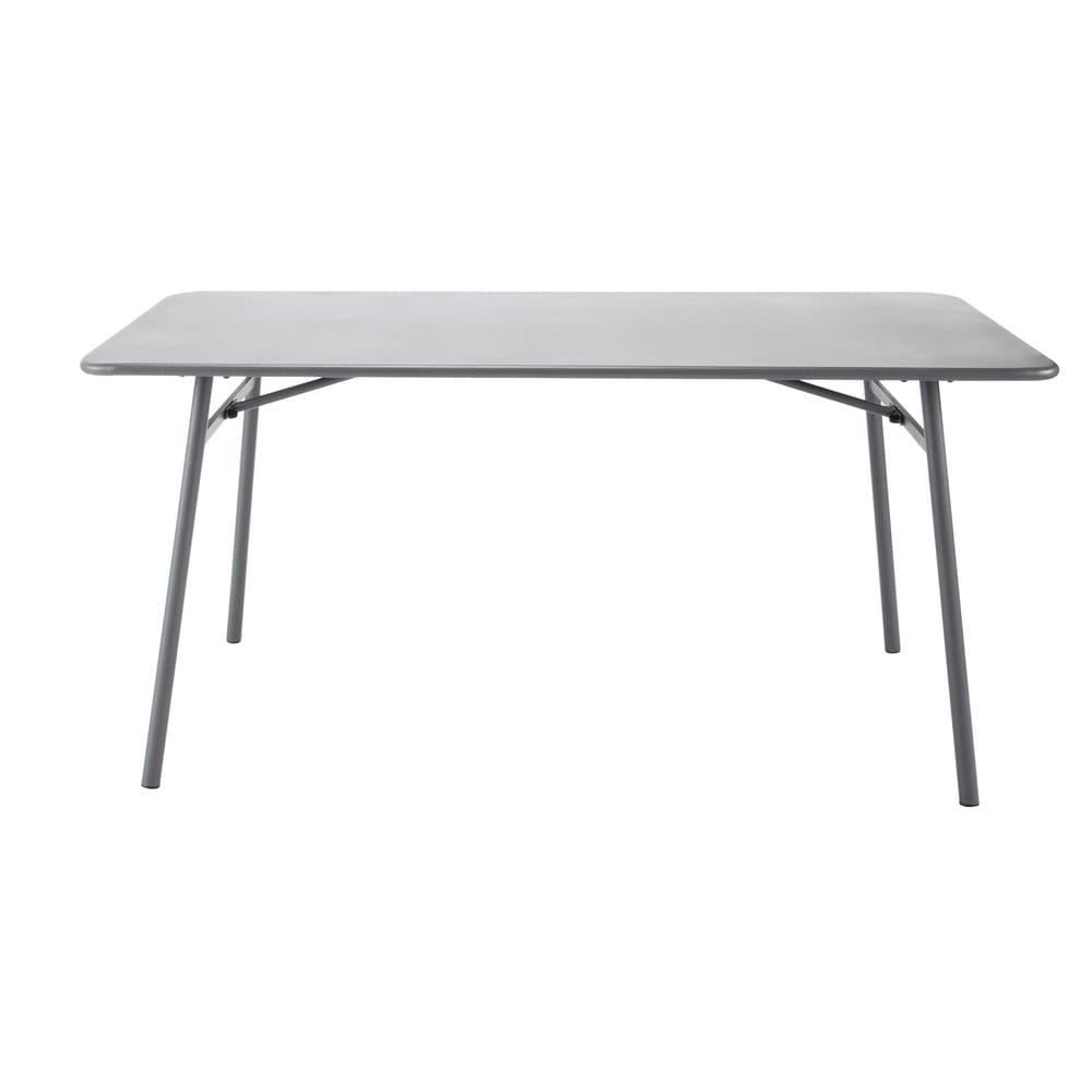 Gartentisch Aus Metall B 160 Cm Harry S Maisons Du Monde