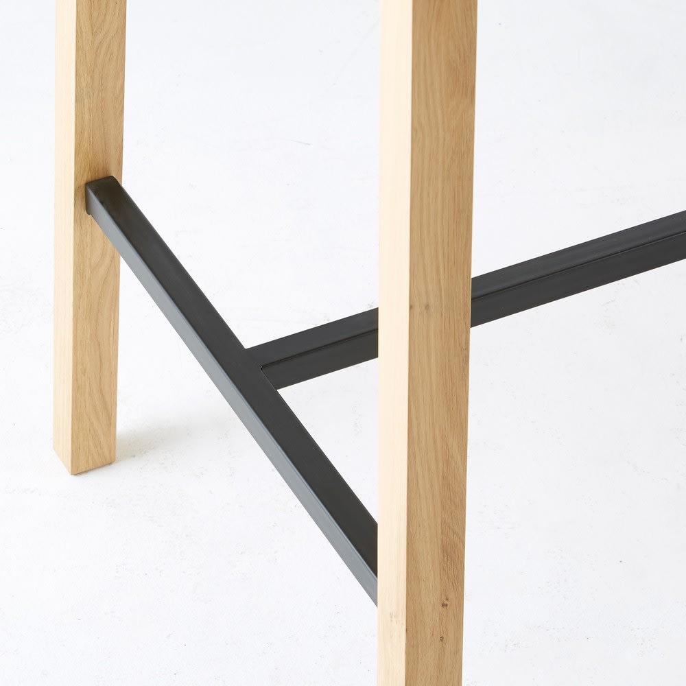 hoher esstisch f r 4 6 personen l120 etna maisons du monde. Black Bedroom Furniture Sets. Home Design Ideas