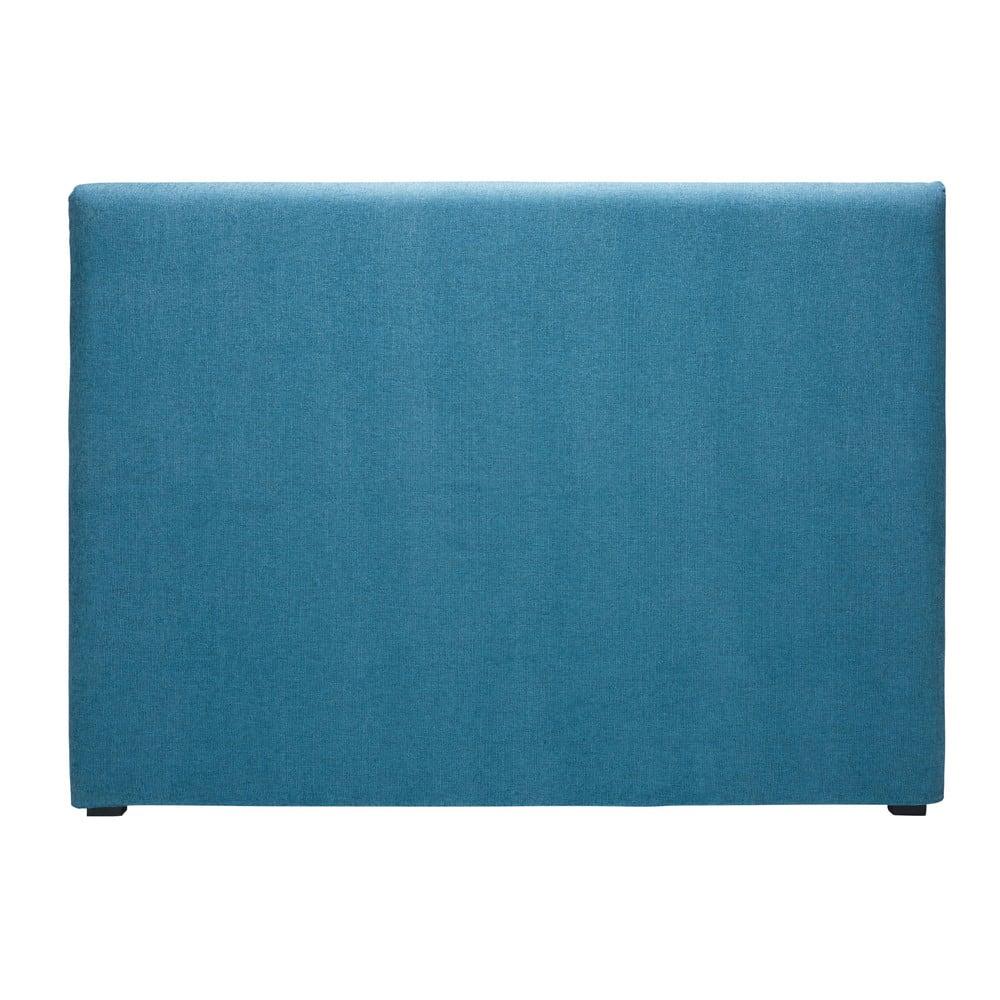 housse de t te 160 de lit en tissu bleu cobalt morphee. Black Bedroom Furniture Sets. Home Design Ideas