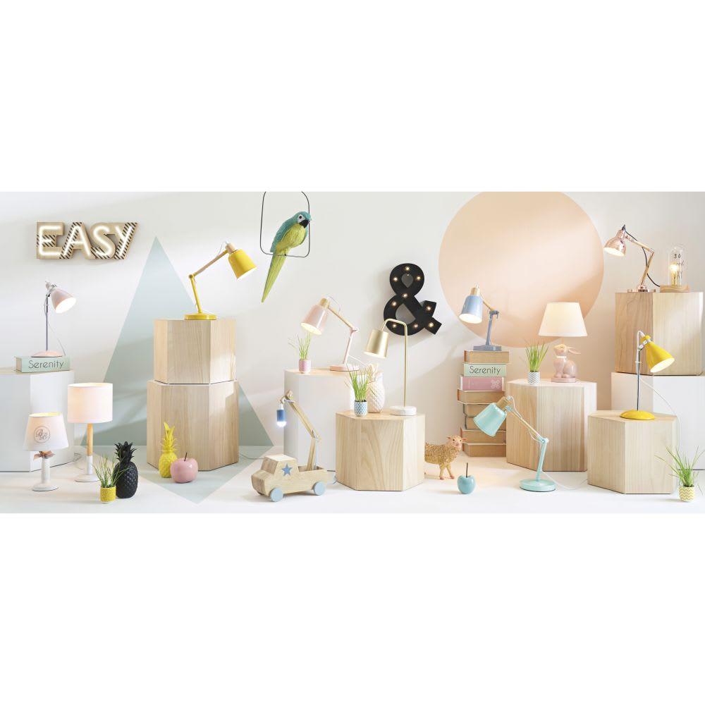 lampe sous cloche en verre zen market maisons du monde. Black Bedroom Furniture Sets. Home Design Ideas