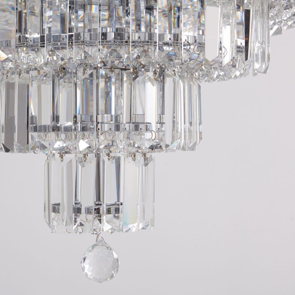 lustre pampilles en cristal pontivy maisons du monde. Black Bedroom Furniture Sets. Home Design Ideas