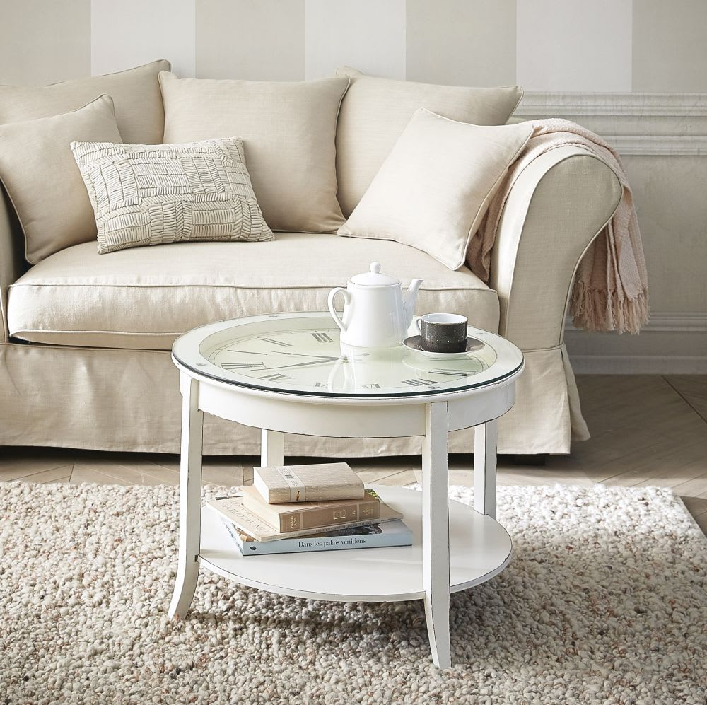 mehrfarbiger teppich aus wolle und baumwolle 140x200. Black Bedroom Furniture Sets. Home Design Ideas