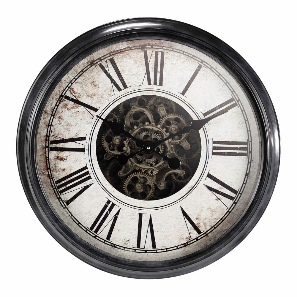 Metal Clock D62