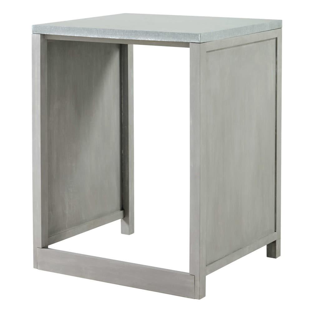 meuble de cuisine en h v a pour lave vaisselle l 66 cm. Black Bedroom Furniture Sets. Home Design Ideas