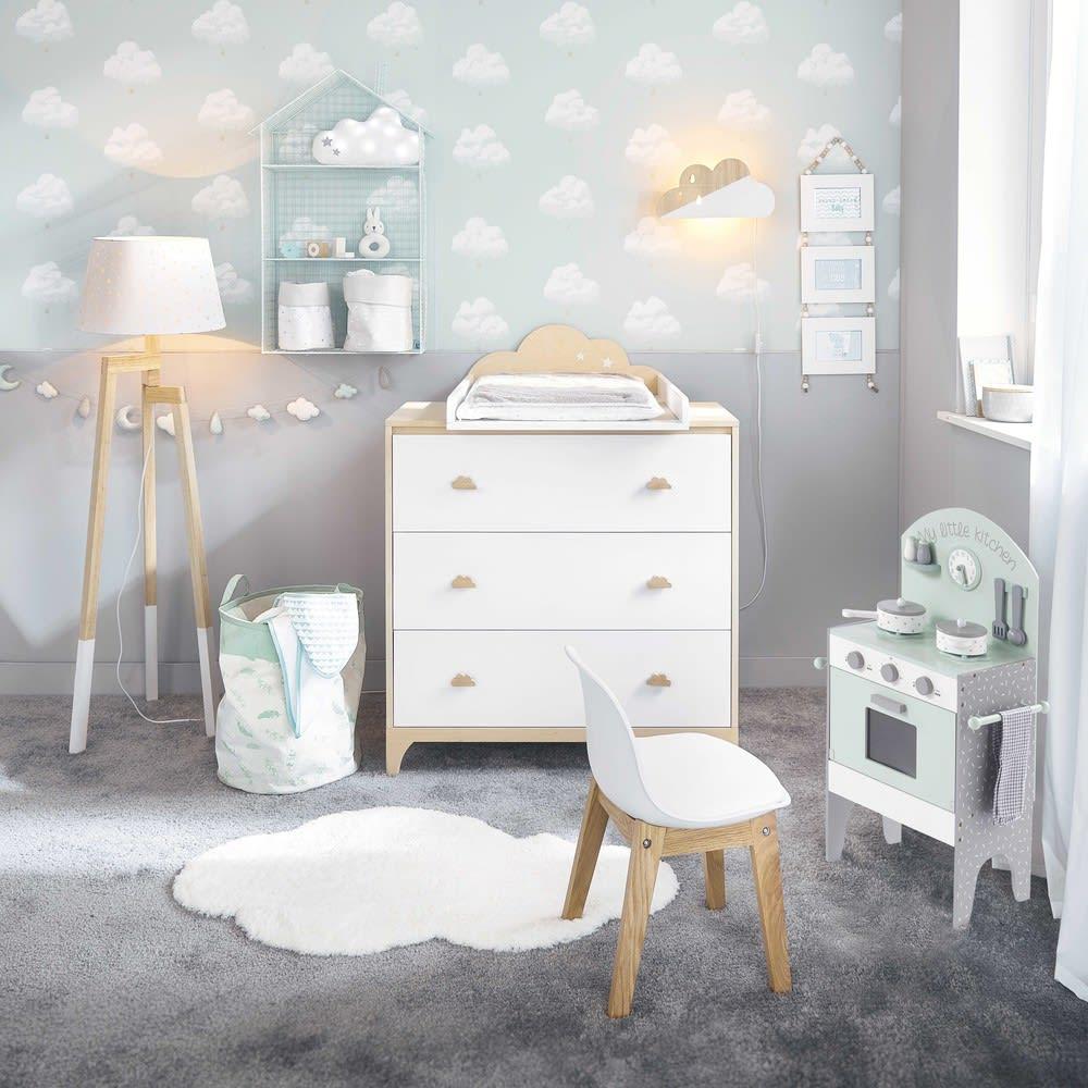 mini cuisine enfant vert d 39 eau moonlight maisons du monde. Black Bedroom Furniture Sets. Home Design Ideas