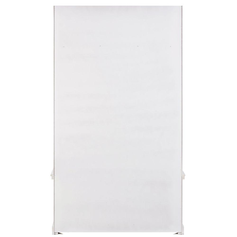 Attaccapanni Mobile.Mobile Bianco Da Ingresso Con 5 Attaccapanni L 110 Cm Newport