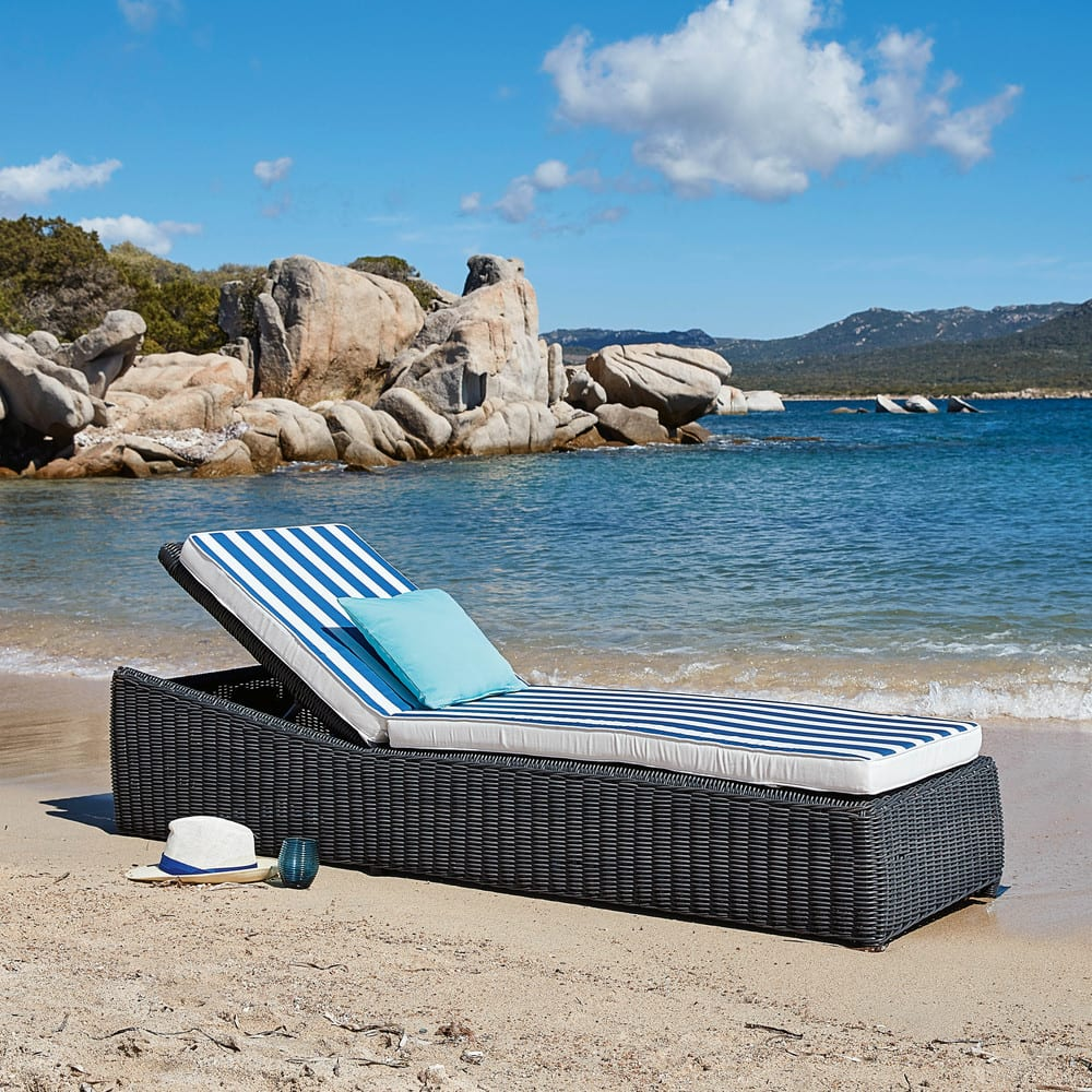 outdoor kissen 50x50 t rkisblau maisons du monde. Black Bedroom Furniture Sets. Home Design Ideas