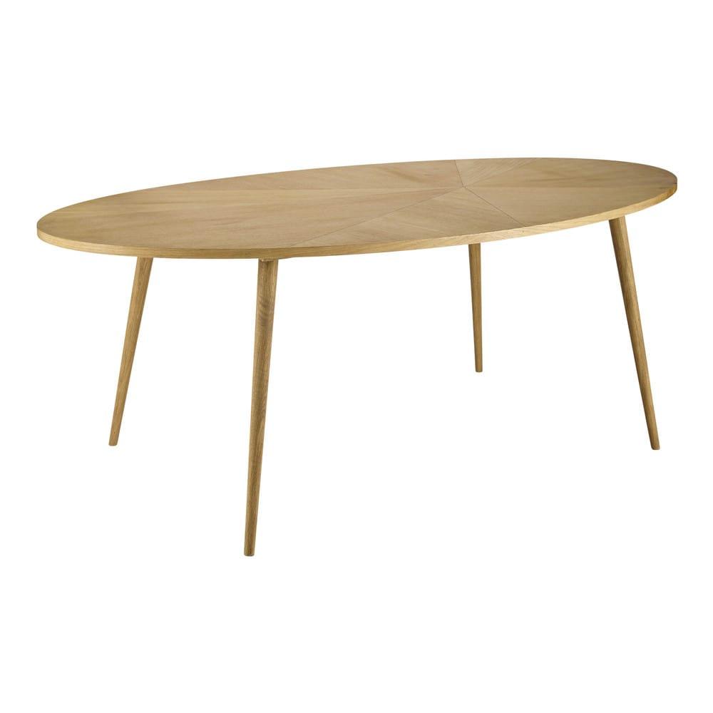 Ovale Esstisch, 8 Personen, L200 Origami | Maisons du Monde