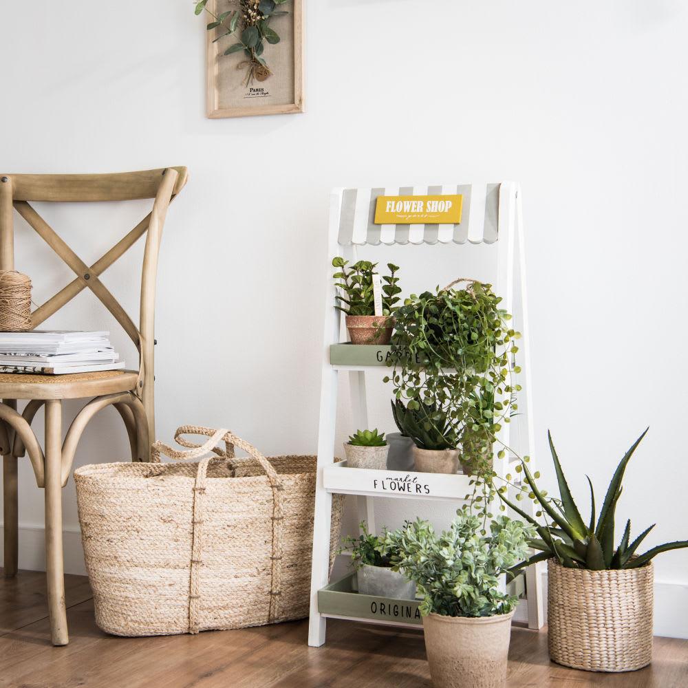 petit meuble de rangement en sapin flower shop maisons. Black Bedroom Furniture Sets. Home Design Ideas