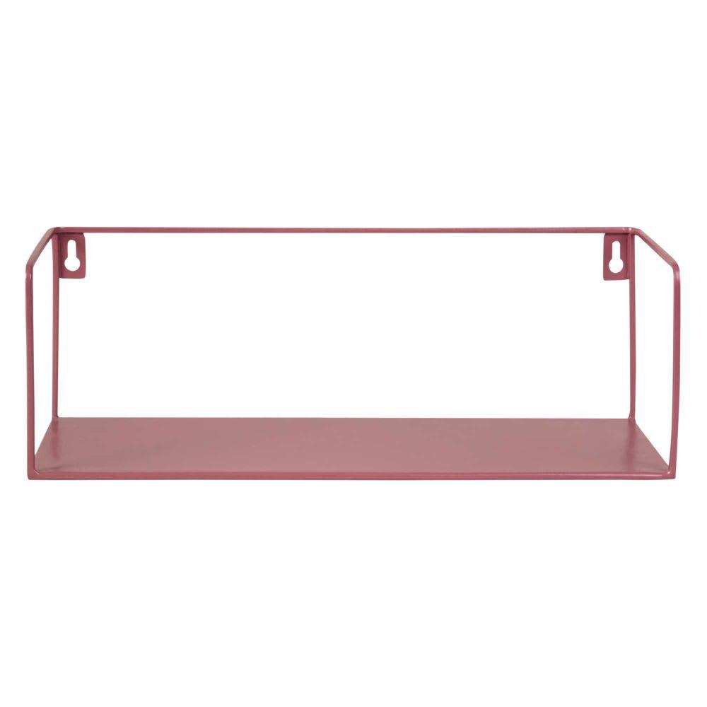 Portaoggetti da parete in metallo rosa maisons du monde - Portaoggetti da parete ikea ...