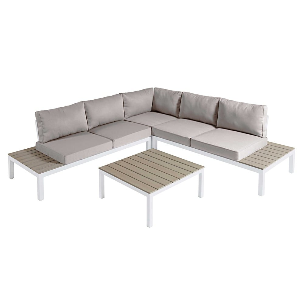 salon de jardin 6 places andaman maisons du monde. Black Bedroom Furniture Sets. Home Design Ideas