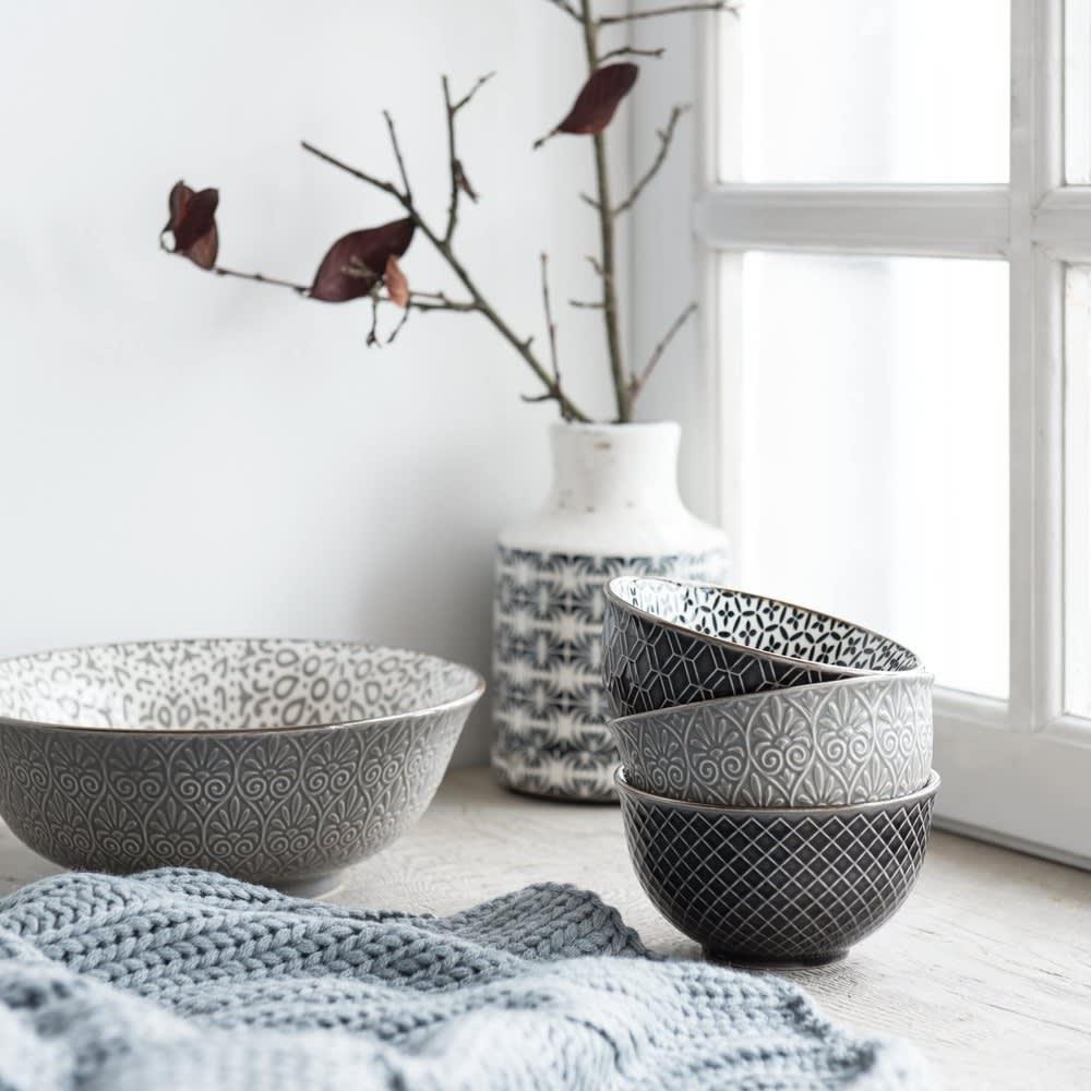 Schälchen Aus Keramik Mit Motiven Agata Maisons Du Monde