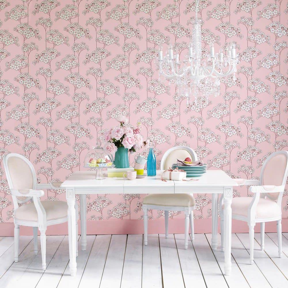 table manger extensible 4 8 personnes blanche l100 180 louis maisons du monde. Black Bedroom Furniture Sets. Home Design Ideas