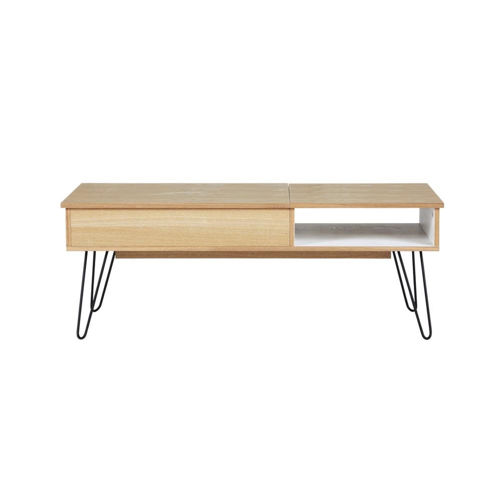 Exceptionnel Table Basse Vintage Twist