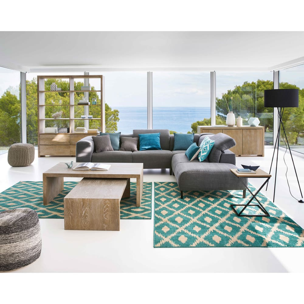 tables gigognes grises baltic maisons du monde. Black Bedroom Furniture Sets. Home Design Ideas