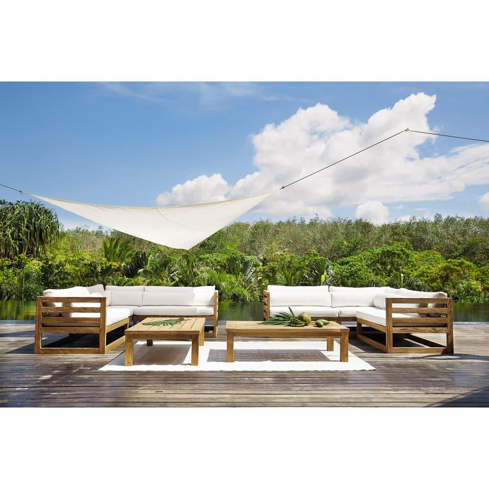 tapis d 39 ext rieur en polypropyl ne blanc 180x270 ibiza. Black Bedroom Furniture Sets. Home Design Ideas