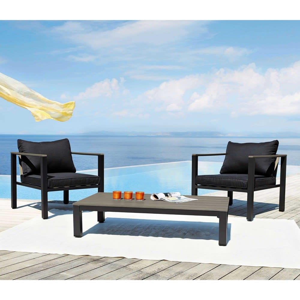 tapis d 39 ext rieur en polypropyl ne blanc 180x270 ibiza maisons du monde. Black Bedroom Furniture Sets. Home Design Ideas