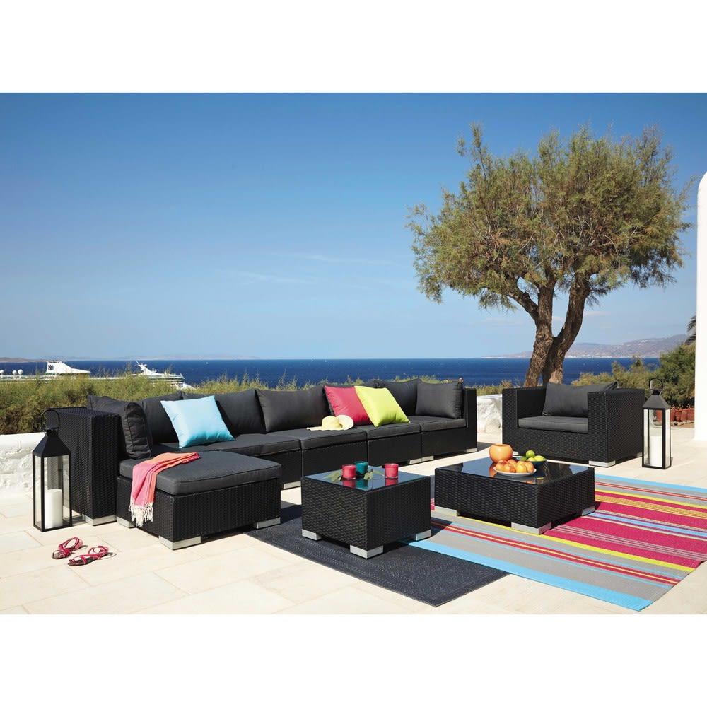 tapis d 39 ext rieur en polypropyl ne multicolore 180x270 rio. Black Bedroom Furniture Sets. Home Design Ideas