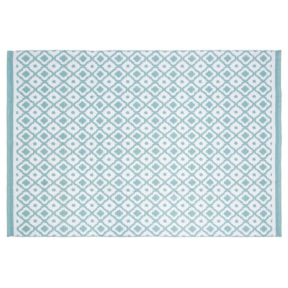 Tapis d\'extérieur motifs graphiques 160x230