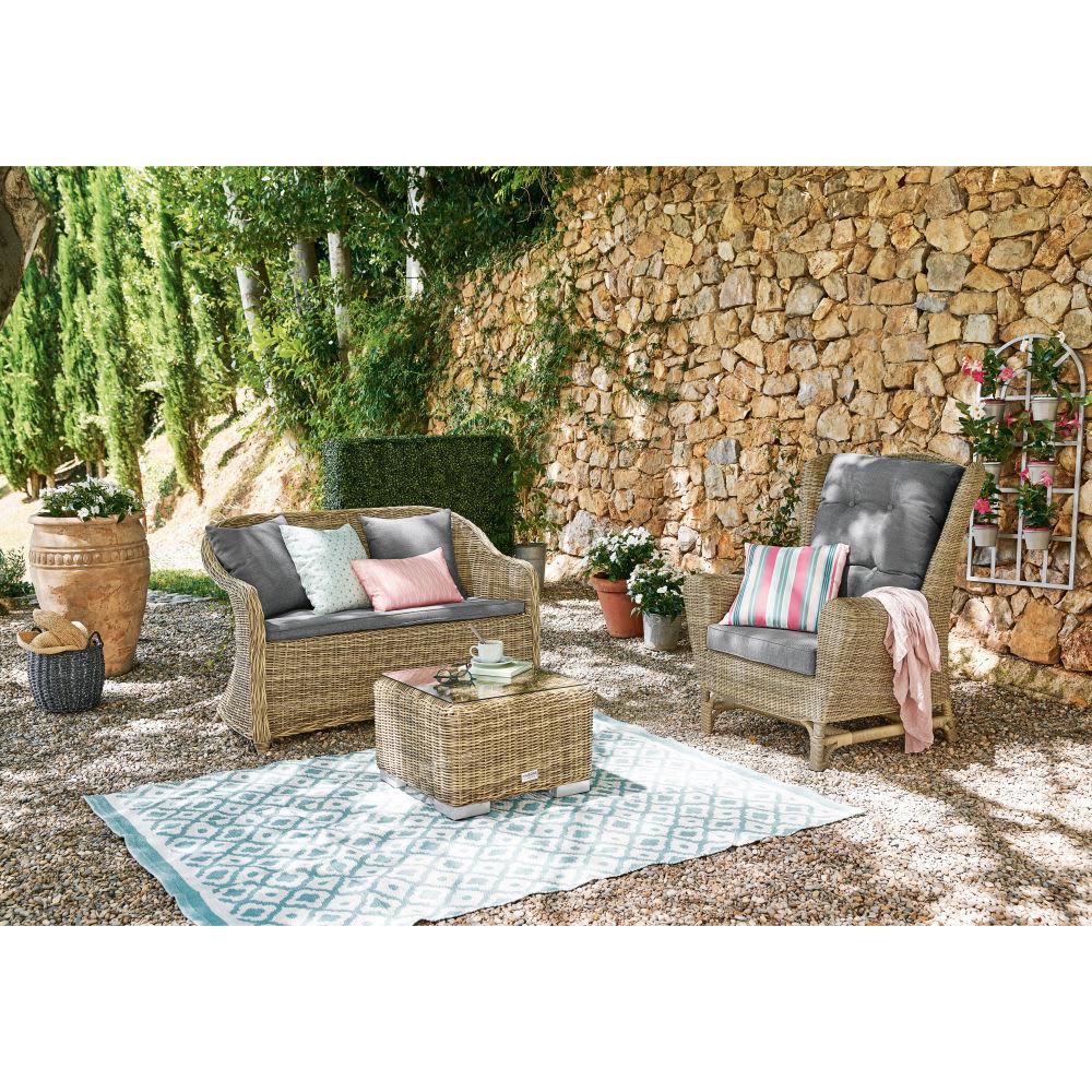 tapis d 39 ext rieur motifs graphiques 160x230 jane maisons. Black Bedroom Furniture Sets. Home Design Ideas