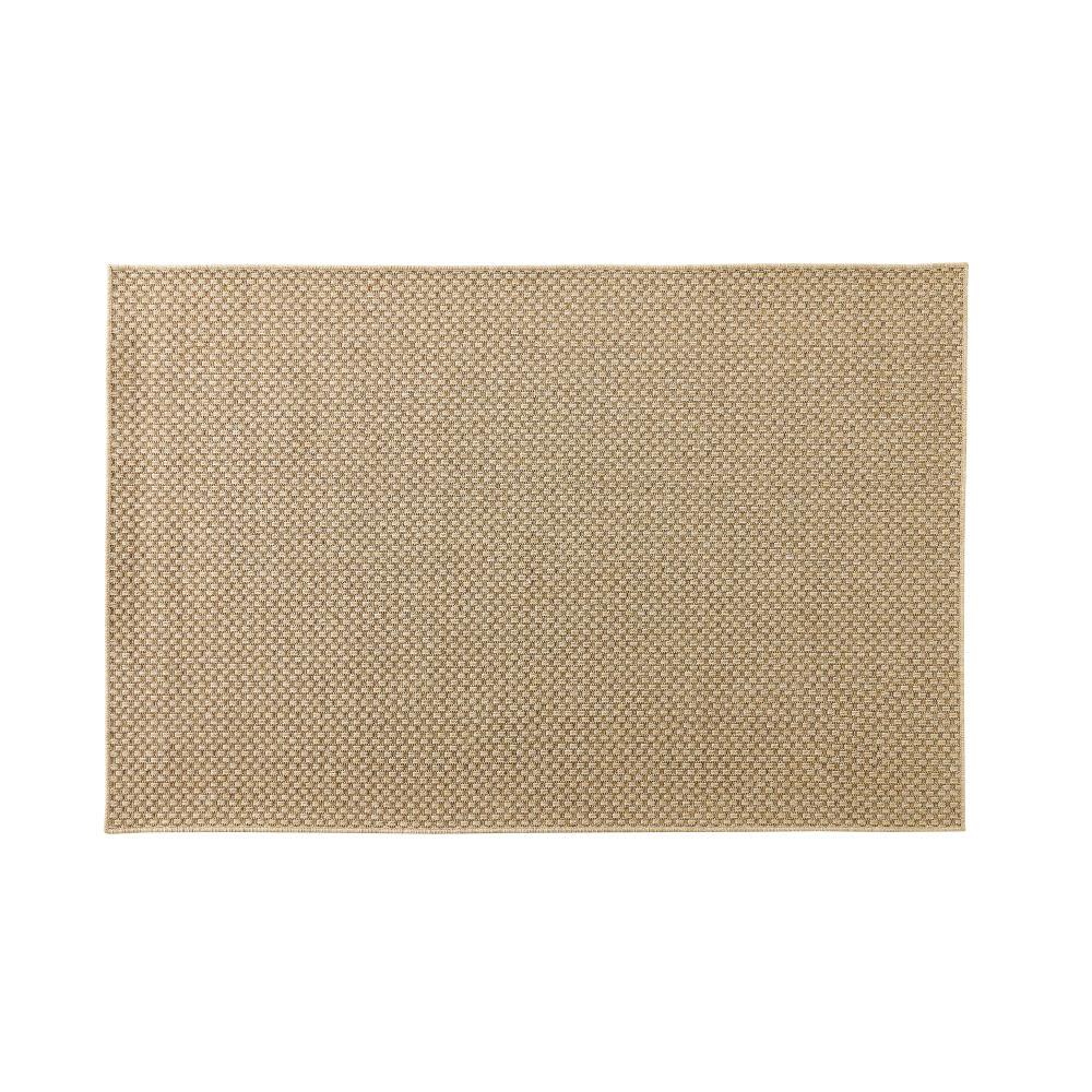 tapis d 39 ext rieur rectangulaire tress 120x180 dotty. Black Bedroom Furniture Sets. Home Design Ideas