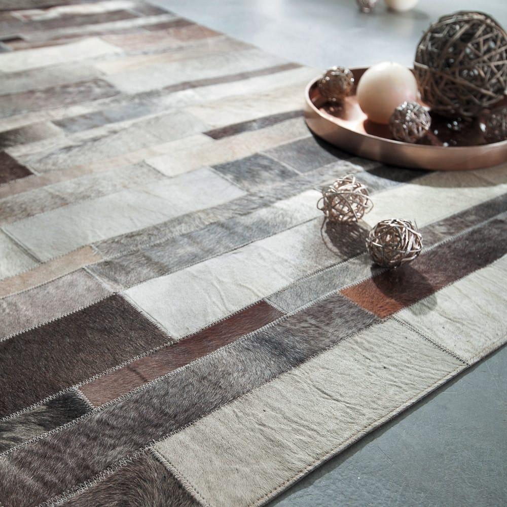 Tapis en cuir 140x200 Arty | Maisons du Monde